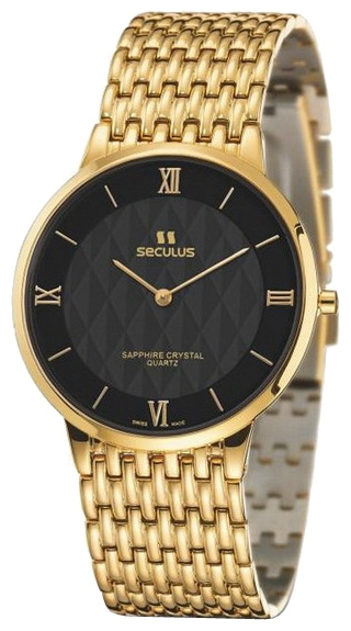 Wrist watch Seculus 4475.1.106M G B for Men - picture, photo, image