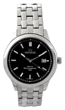 Wrist watch Seculus 4493.1.515 black for Men - picture, photo, image