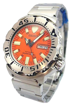 Wrist watch Seiko SKX781K for Men - picture, photo, image