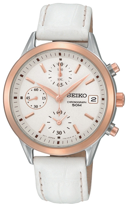 Wrist watch Seiko SNDY42P2 for women - picture, photo, image