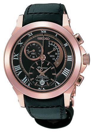Wrist watch Seiko SNL044P for Men - picture, photo, image