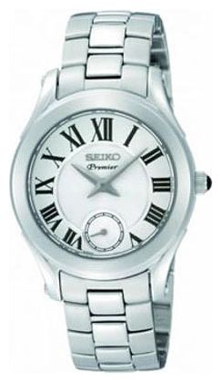 Wrist watch Seiko SRKZ95P for women - picture, photo, image
