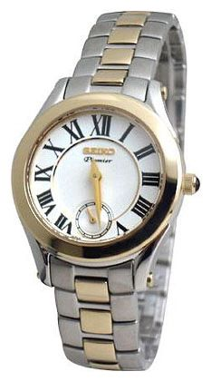 Wrist watch Seiko SRKZ96P for women - picture, photo, image