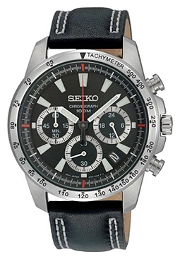 Wrist watch Seiko SSB033P for Men - picture, photo, image
