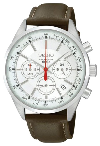 Wrist watch Seiko SSB035P2 for Men - picture, photo, image