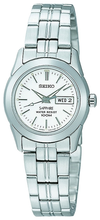 Wrist watch Seiko SXA097P for women - picture, photo, image