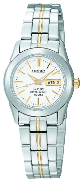 Wrist watch Seiko SXA103P for women - picture, photo, image