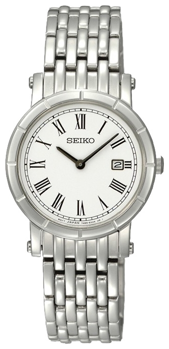 Wrist watch Seiko SXB417P for women - picture, photo, image