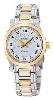 Wrist watch Seiko SXD678P for women - picture, photo, image