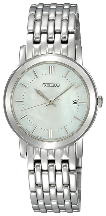 Wrist watch Seiko SXDB93P for women - picture, photo, image