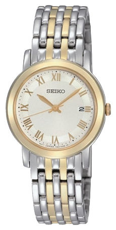 Wrist watch Seiko SXDB96P for women - picture, photo, image