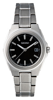 Wrist watch Seiko SXDC03P for women - picture, photo, image