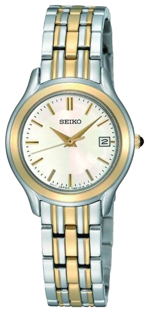 Wrist watch Seiko SXDC58P for women - picture, photo, image