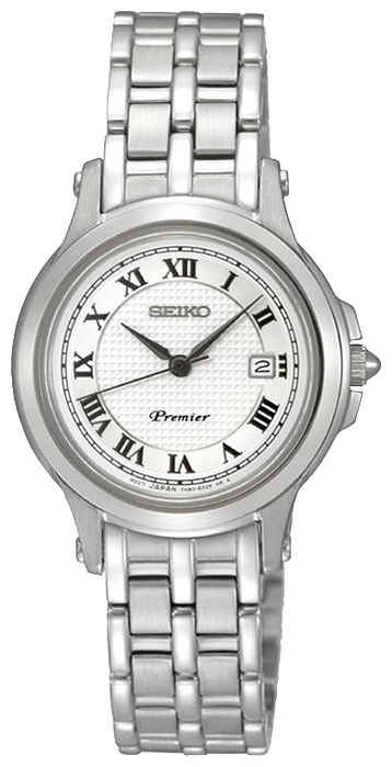 Wrist watch Seiko SXDE01J for women - picture, photo, image