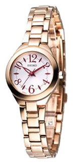 Wrist watch Seiko SXGN86J for women - picture, photo, image