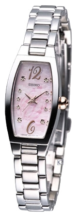 Wrist watch Seiko SXGN97J for women - picture, photo, image