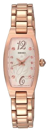 Wrist watch Seiko SXGN98J for women - picture, photo, image