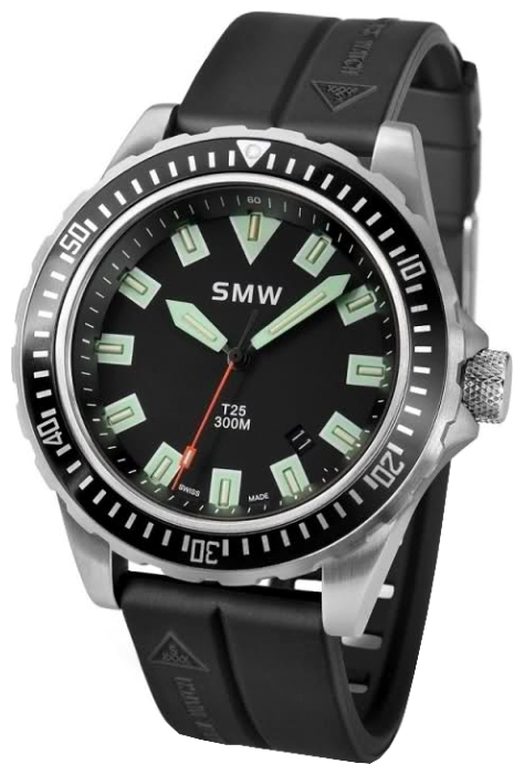 Wrist watch SMW Swiss Military Watch SMW.Q7.36.11G for Men - picture, photo, image