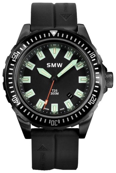 Wrist watch SMW Swiss Military Watch SMW.Q7.46.11G for Men - picture, photo, image
