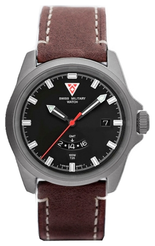 Wrist watch SMW Swiss Military Watch T25.15.94.21TR for Men - picture, photo, image