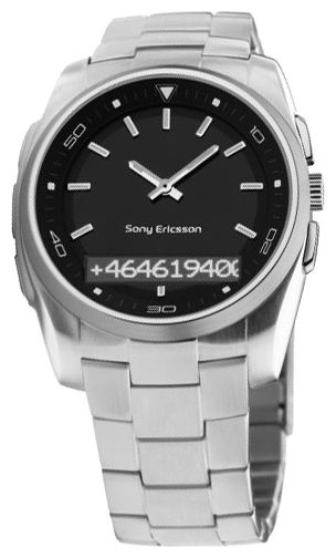 Wrist watch Sony Ericsson MBW-150 Executive Edition for Men - picture, photo, image