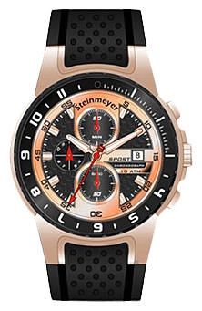 Wrist watch Steinmeyer S 022.43.31 for Men - picture, photo, image