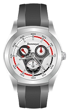 Wrist watch Steinmeyer S 076.13.33 for Men - picture, photo, image