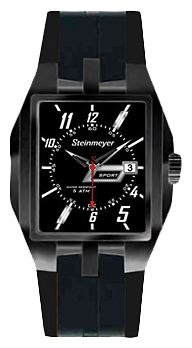 Wrist watch Steinmeyer S 311.73.21 for Men - picture, photo, image