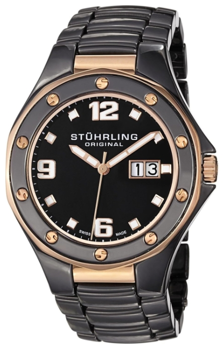 Wrist unisex watch Stuhrling 154.33OB41 - picture, photo, image