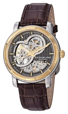 Wrist watch Stuhrling 169.33GK59 for Men - picture, photo, image