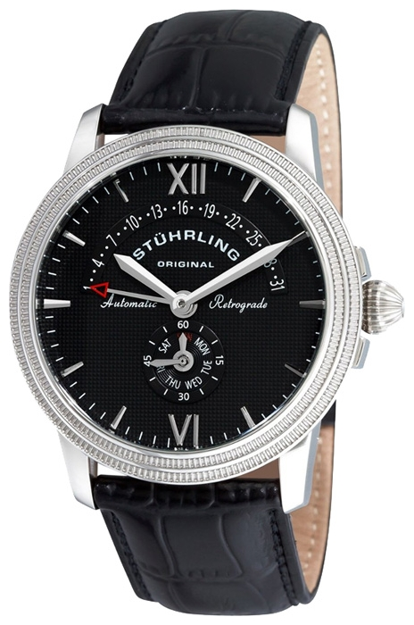 Wrist watch Stuhrling 340.33151 for Men - picture, photo, image