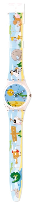 Wrist watch Swatch GE165 for children - picture, photo, image
