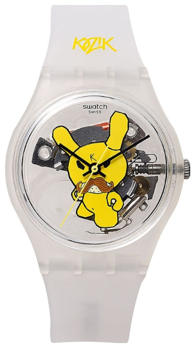 Wrist watch Swatch GZS49 for Men - picture, photo, image