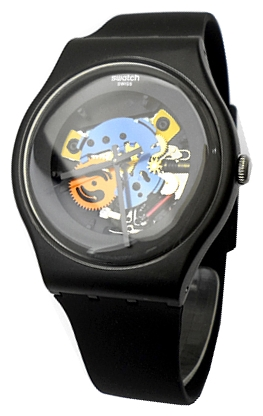 Wrist watch Swatch SUOB101 for Men - picture, photo, image