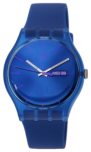 Wrist watch Swatch SUON701 for Men - picture, photo, image
