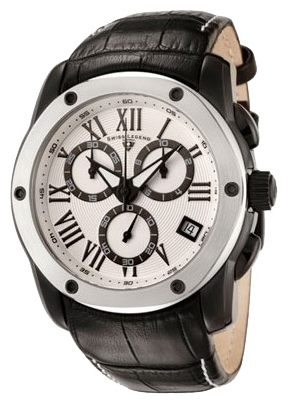 Wrist watch Swiss Legend 10005-BB-02S-SB for Men - picture, photo, image