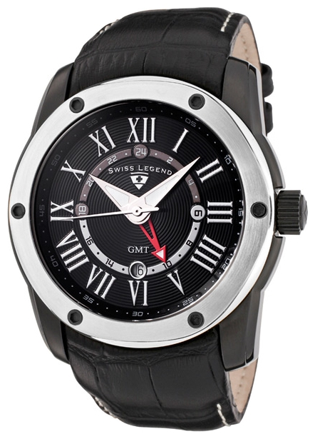 Wrist watch Swiss Legend 10005G-BB-01-SBL for men - picture, photo, image