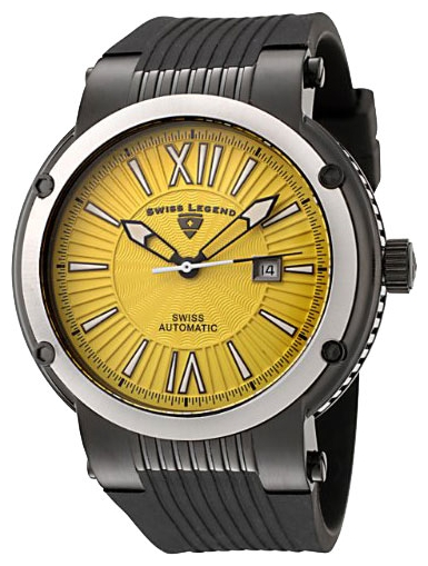 Wrist watch Swiss Legend 10006A-BB-07Y-SB for Men - picture, photo, image