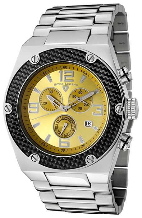 Wrist watch Swiss Legend 40025-77 for Men - picture, photo, image