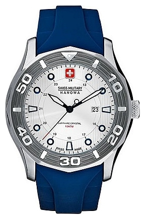 Wrist watch Swiss Military Hanowa 06-4170.04.001.03 for Men - picture, photo, image