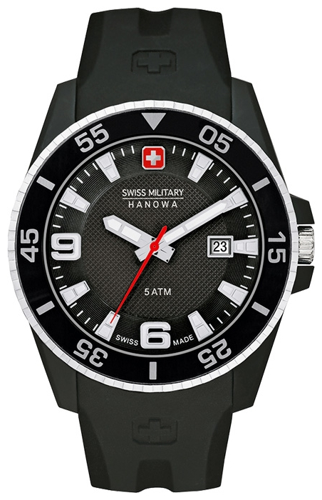 Wrist watch Swiss Military Hanowa 06-4176.27.007.07 for Men - picture, photo, image