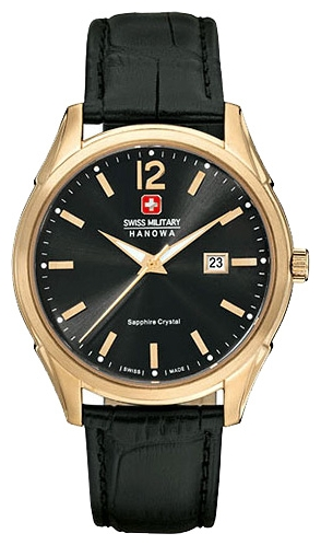 Wrist watch Swiss Military Hanowa SM10083JSRBK.H02 for Men - picture, photo, image