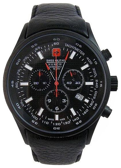 Wrist watch Swiss Military Hanowa SM12497JSBBK.H02 for Men - picture, photo, image