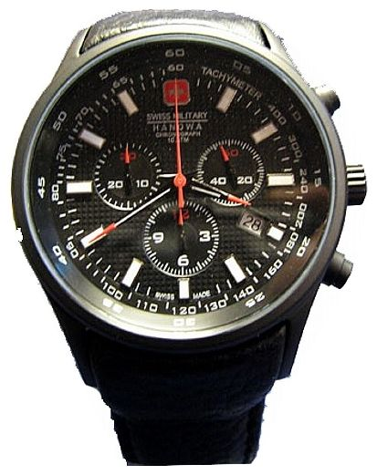 Wrist watch Swiss Military Hanowa SM12497JSRBK.H02 for Men - picture, photo, image