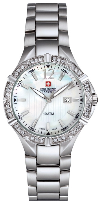 Wrist watch Swiss Military Hanowa SM13004LSN.H28MS for women - picture, photo, image