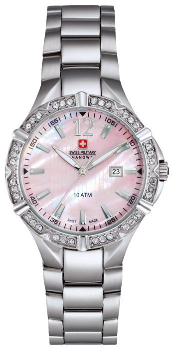 Wrist watch Swiss Military Hanowa SM13004LSN.H29MS for women - picture, photo, image