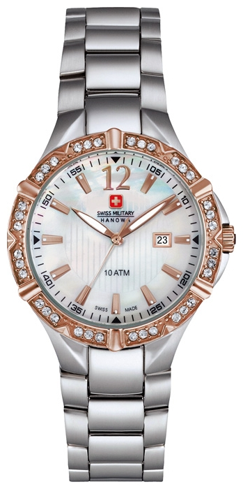 Wrist watch Swiss Military Hanowa SM13004LSTR.H28MS for women - picture, photo, image