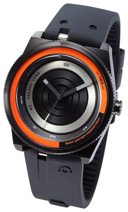 Wrist unisex watch TACS Color Lens-C - picture, photo, image