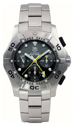 Wrist watch Tag Heuer CN211A.BA0353 for Men - picture, photo, image