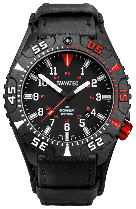 Wrist watch Tawatec TWT.47.B3.11T for Men - picture, photo, image